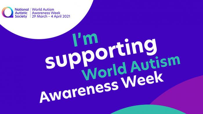 We are supporting World Autism Awareness Week